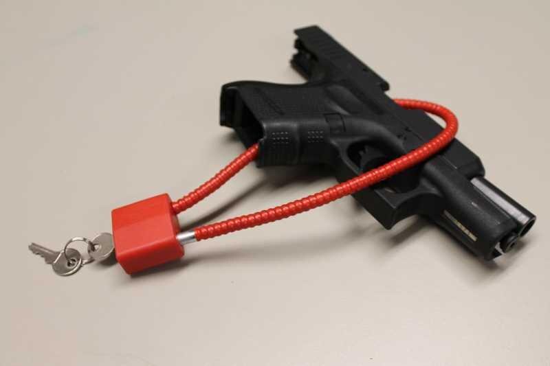 Request a Gun Lock — Temple Safety Net