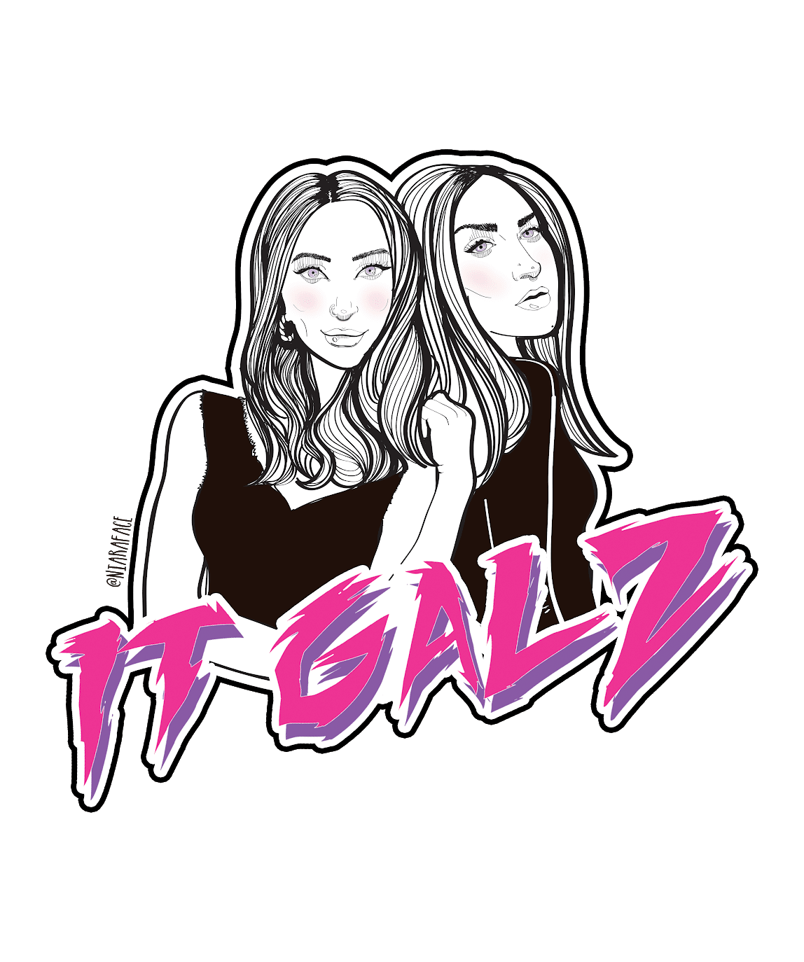 IT GALZ PODCAST