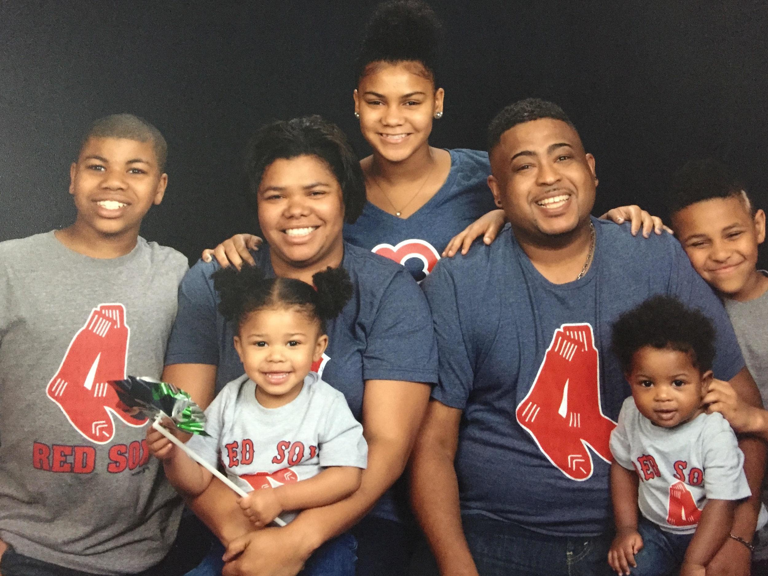 Lakia's Family