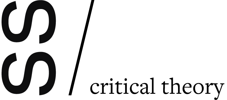 Standing Seminar in Critical Theory