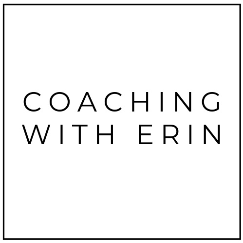 COACHING WITH ERIN