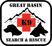 GREAT BASIN K9 SEARCH & RESCUE