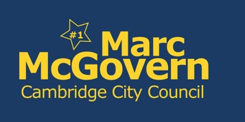 Marc McGovern for Cambridge