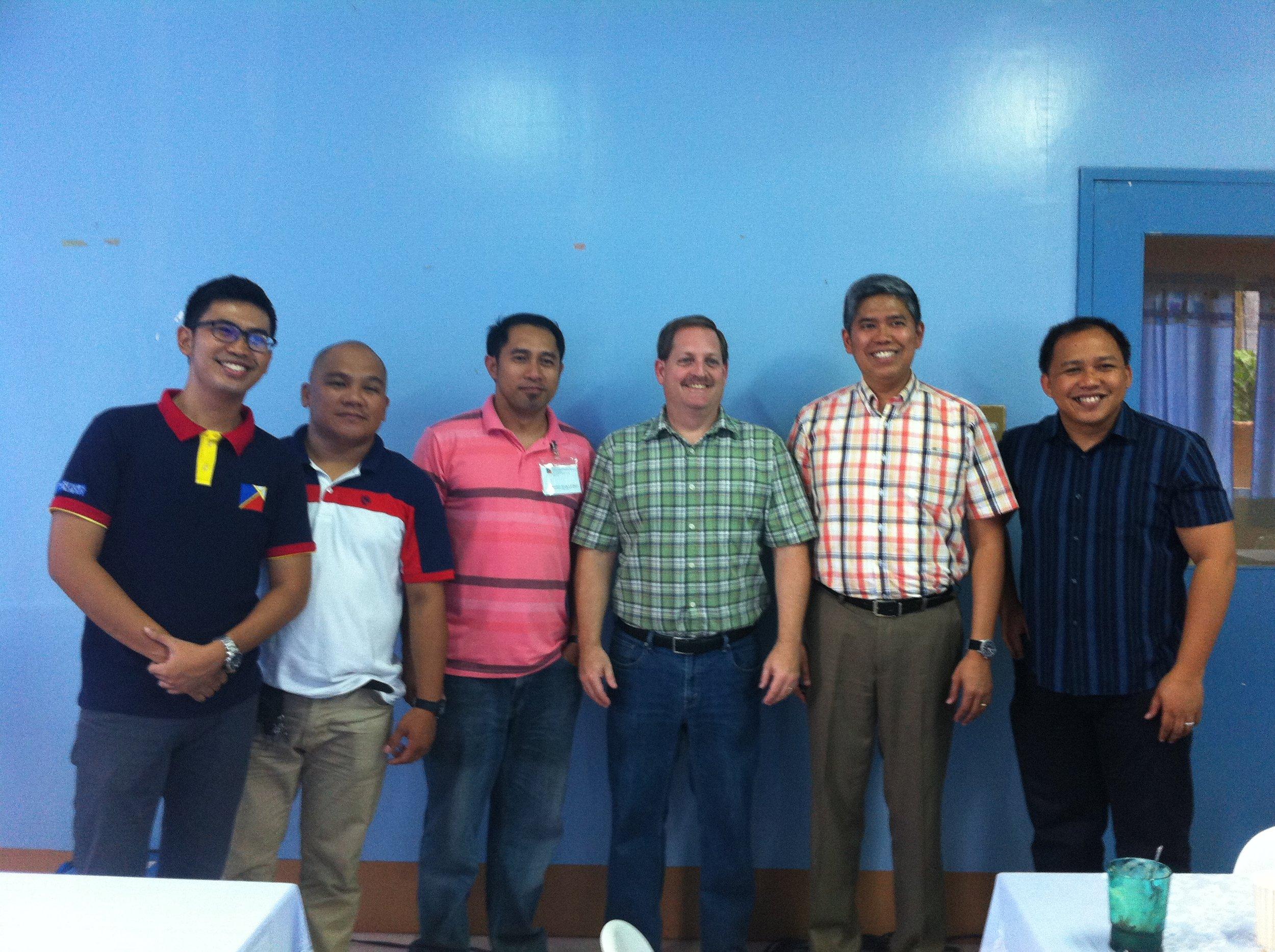Filipino Pastors