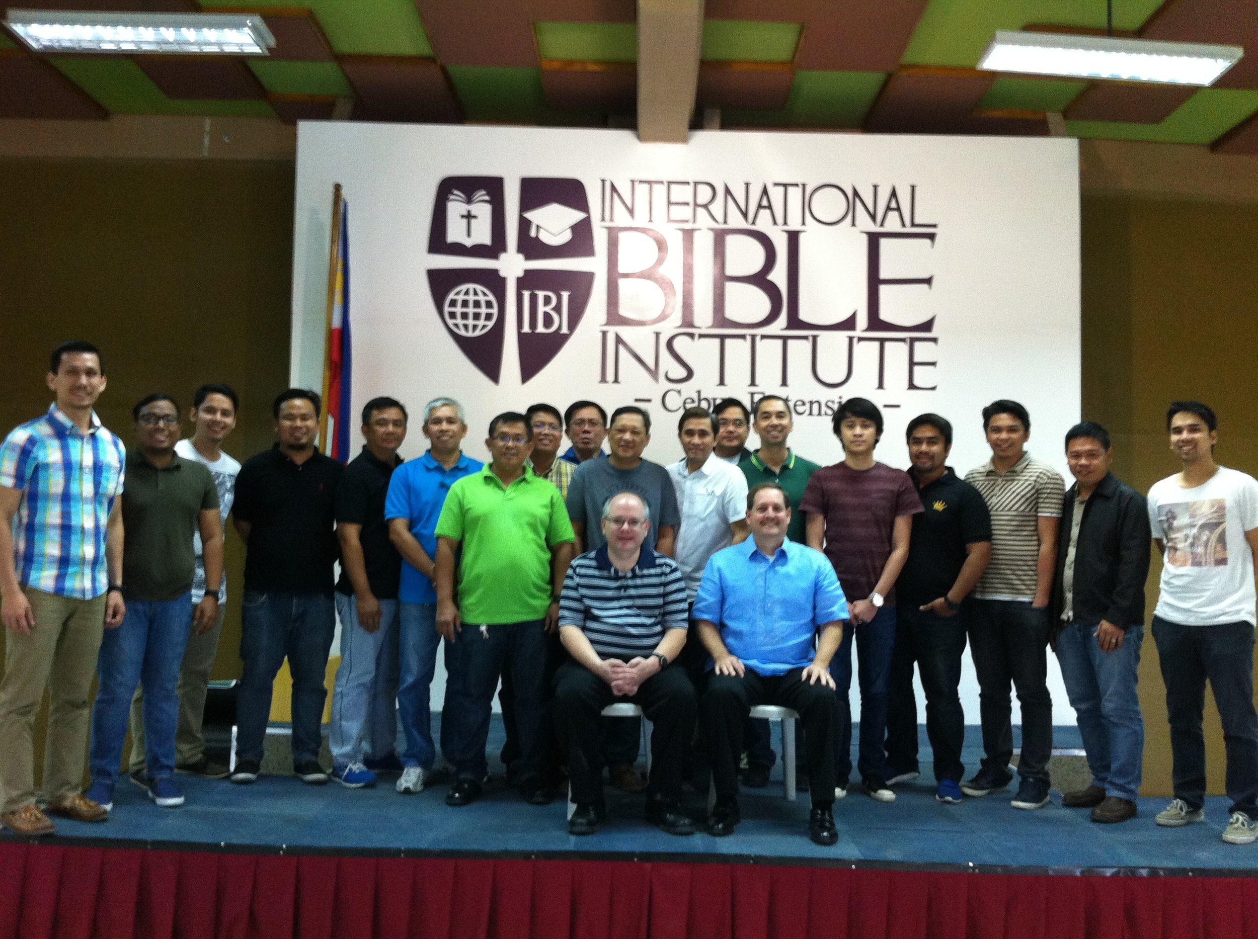 IBI pastors