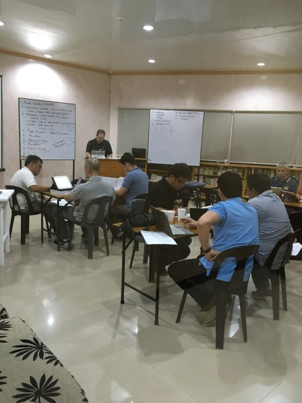 Psalms Preaching Lab