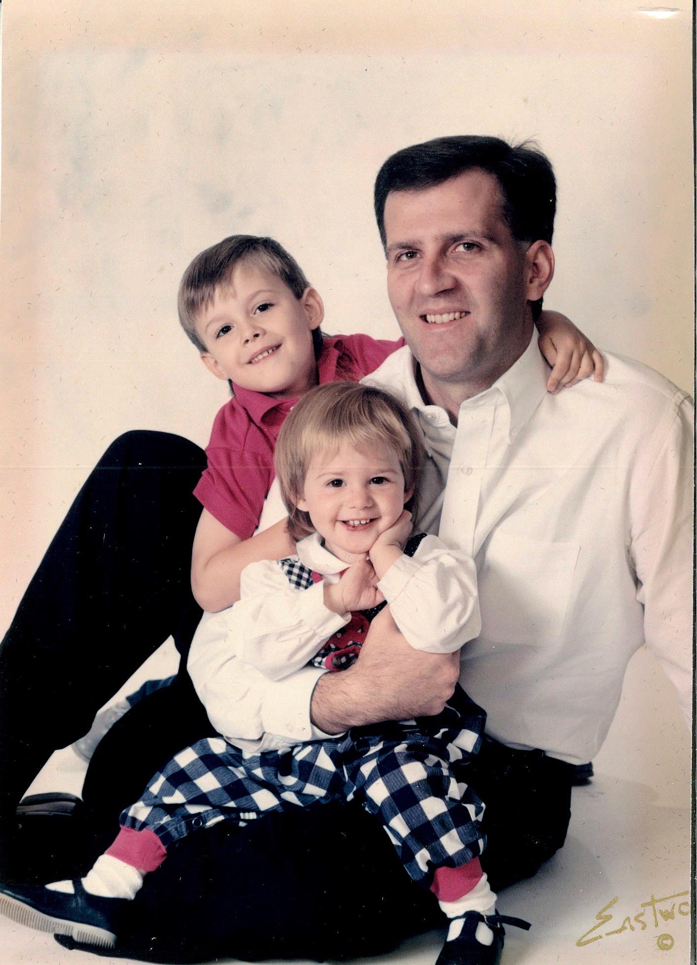1993 john ben emily