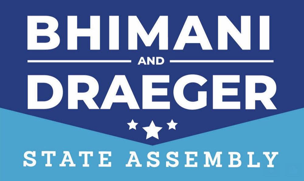 Bhimani and Draeger Call on Legislature to Defend Healthcare
