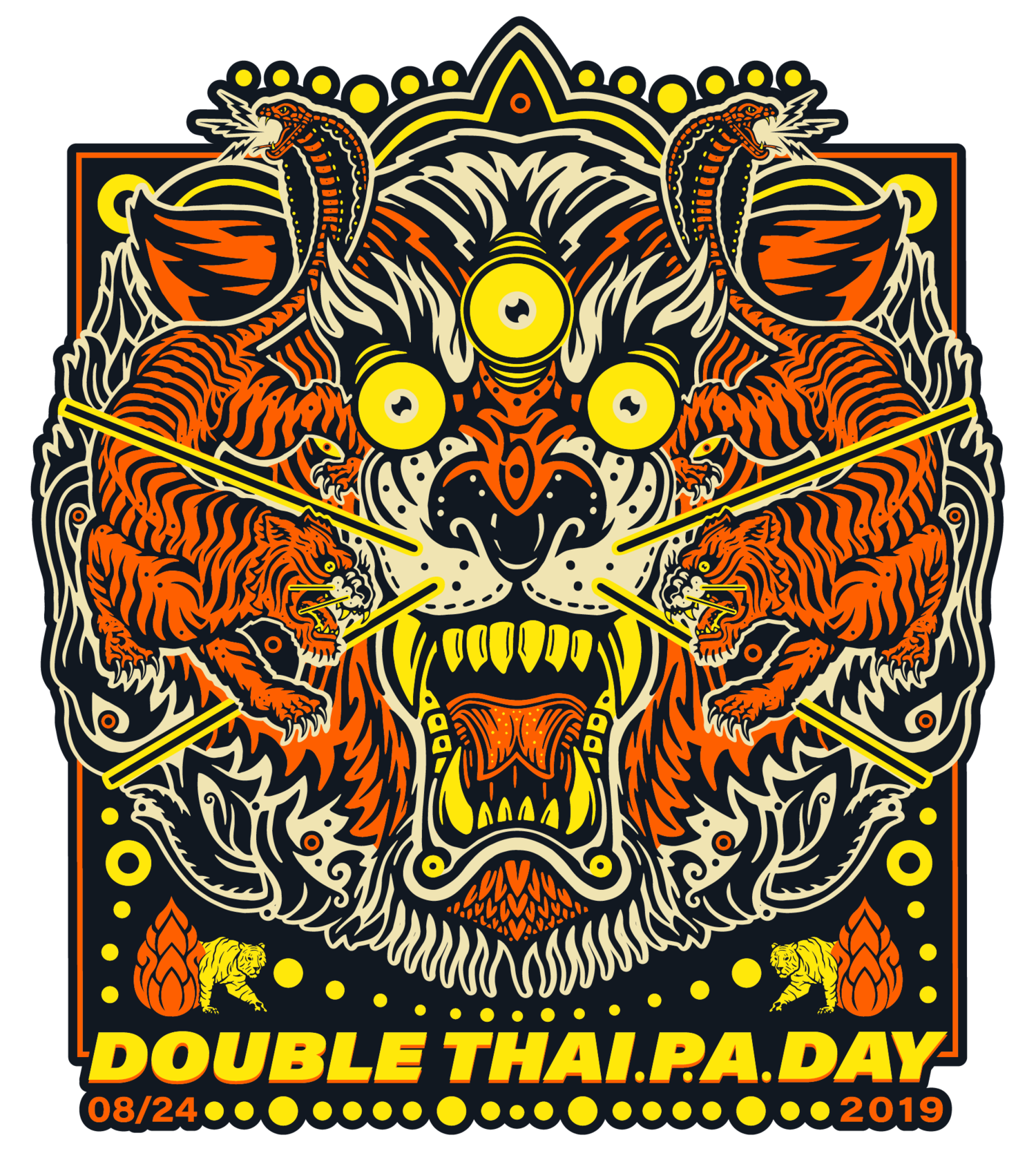 Double Thai Day