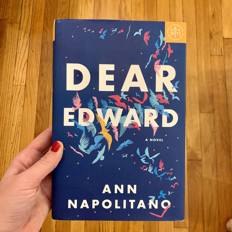 Dear Edward Ann Napolitano