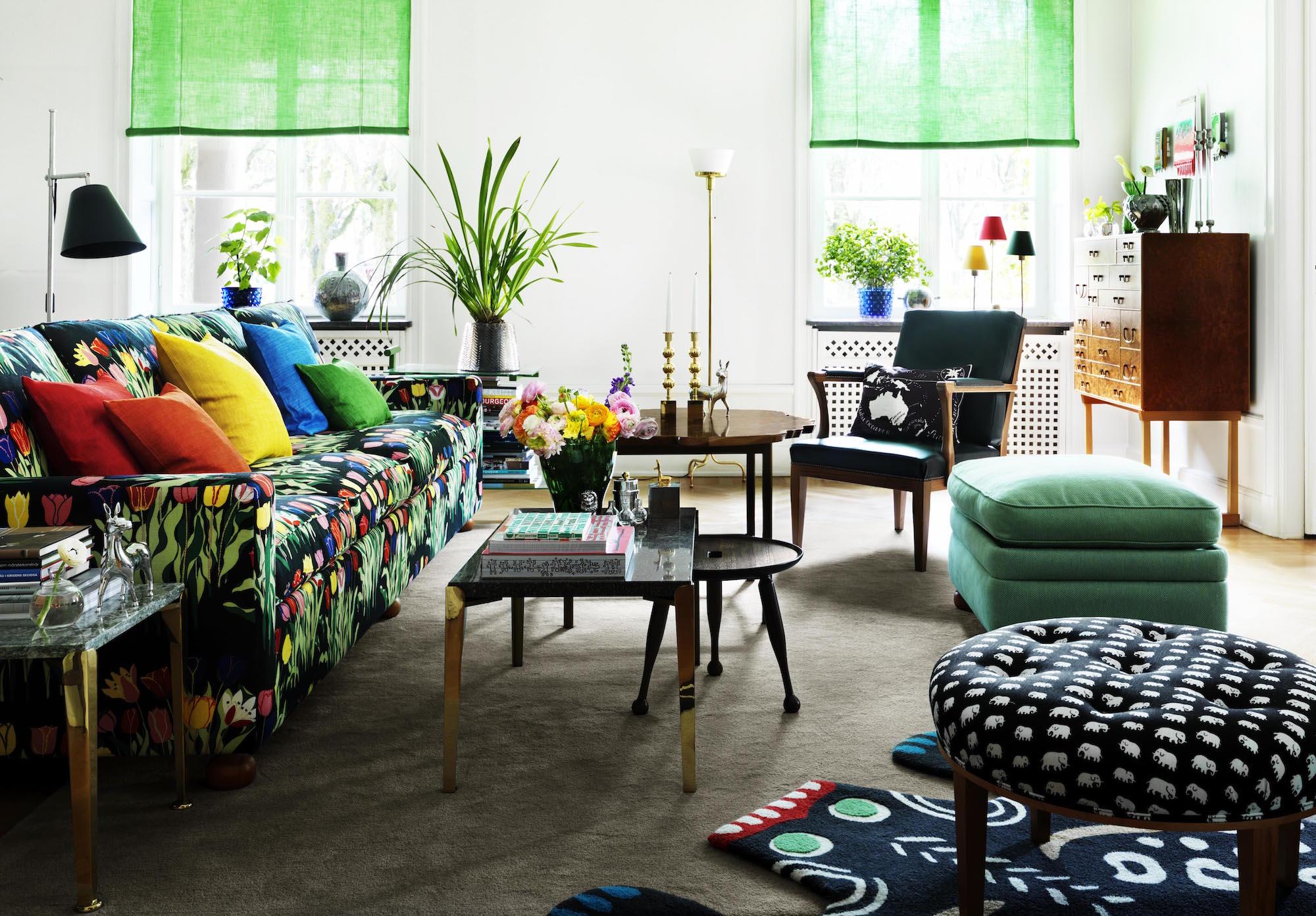 Fotografía de interiores de Mikael Beckman