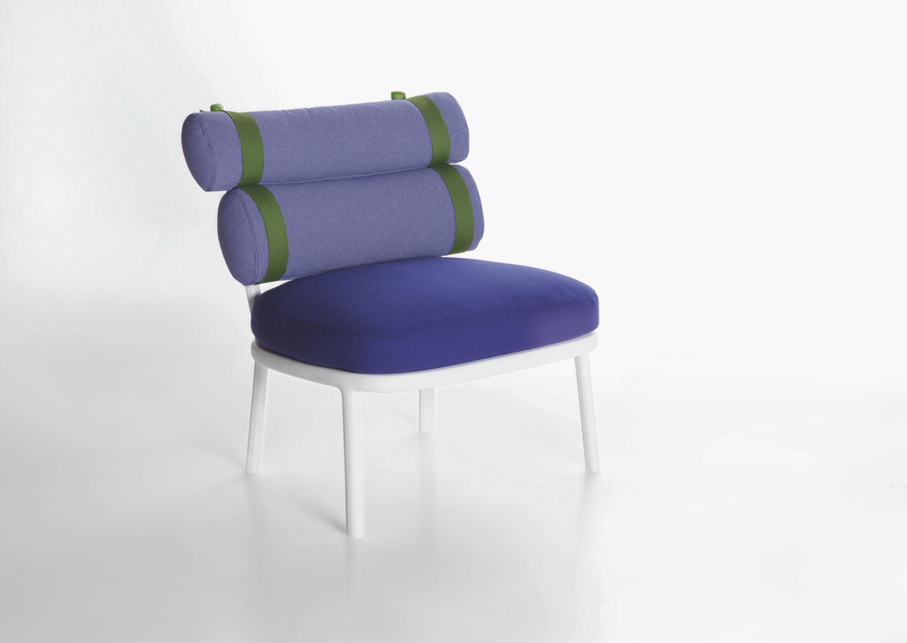 KETTAL ROLL: nuevo diseño de Patricia Urquiola