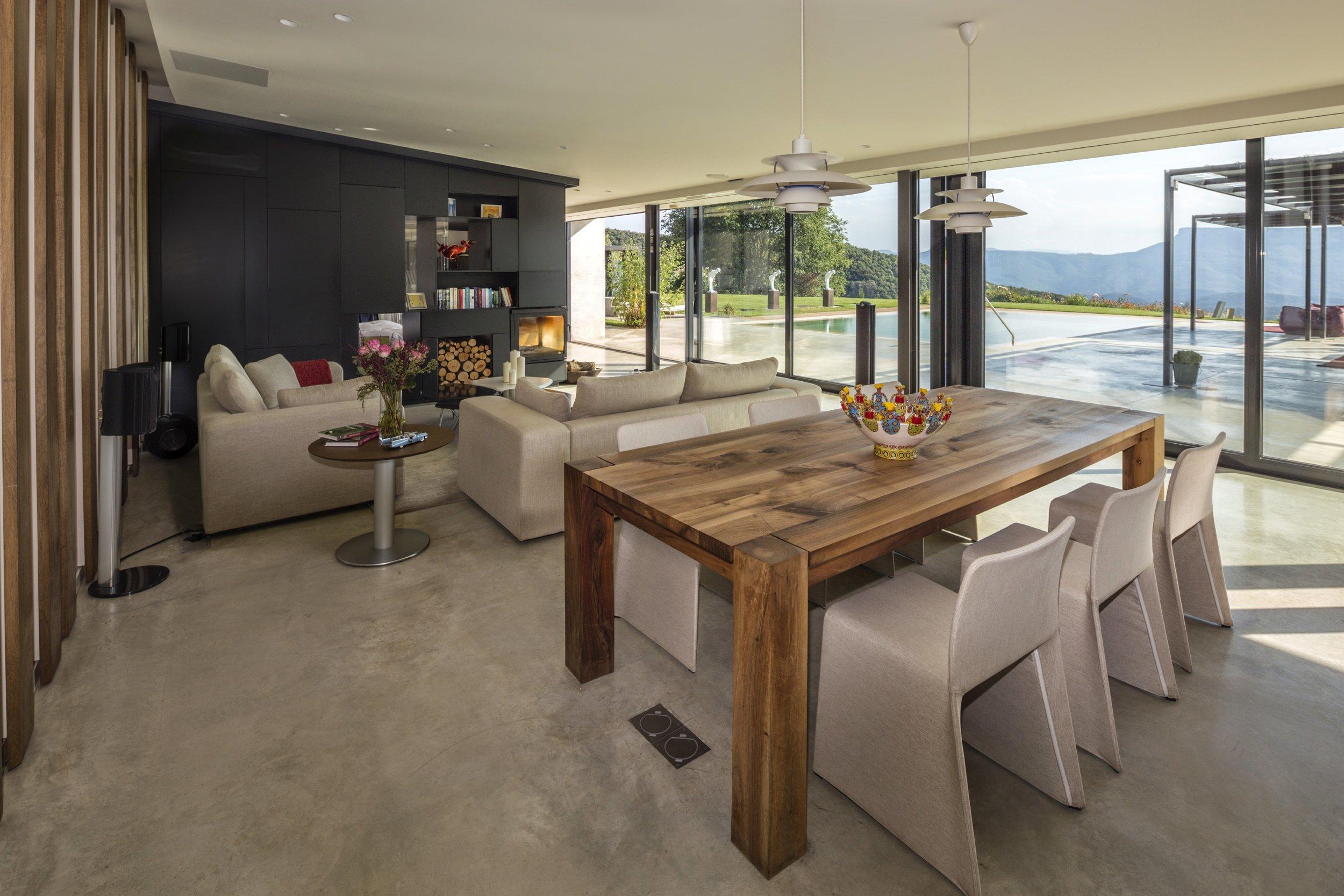casa jens arquitecto en begur costa brava barcelona foto de rafael vargas (3) interiorismo 555project