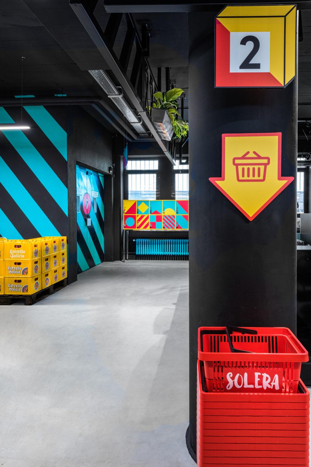 Masquespacio diseña el super-mercado de Solera en Colonia