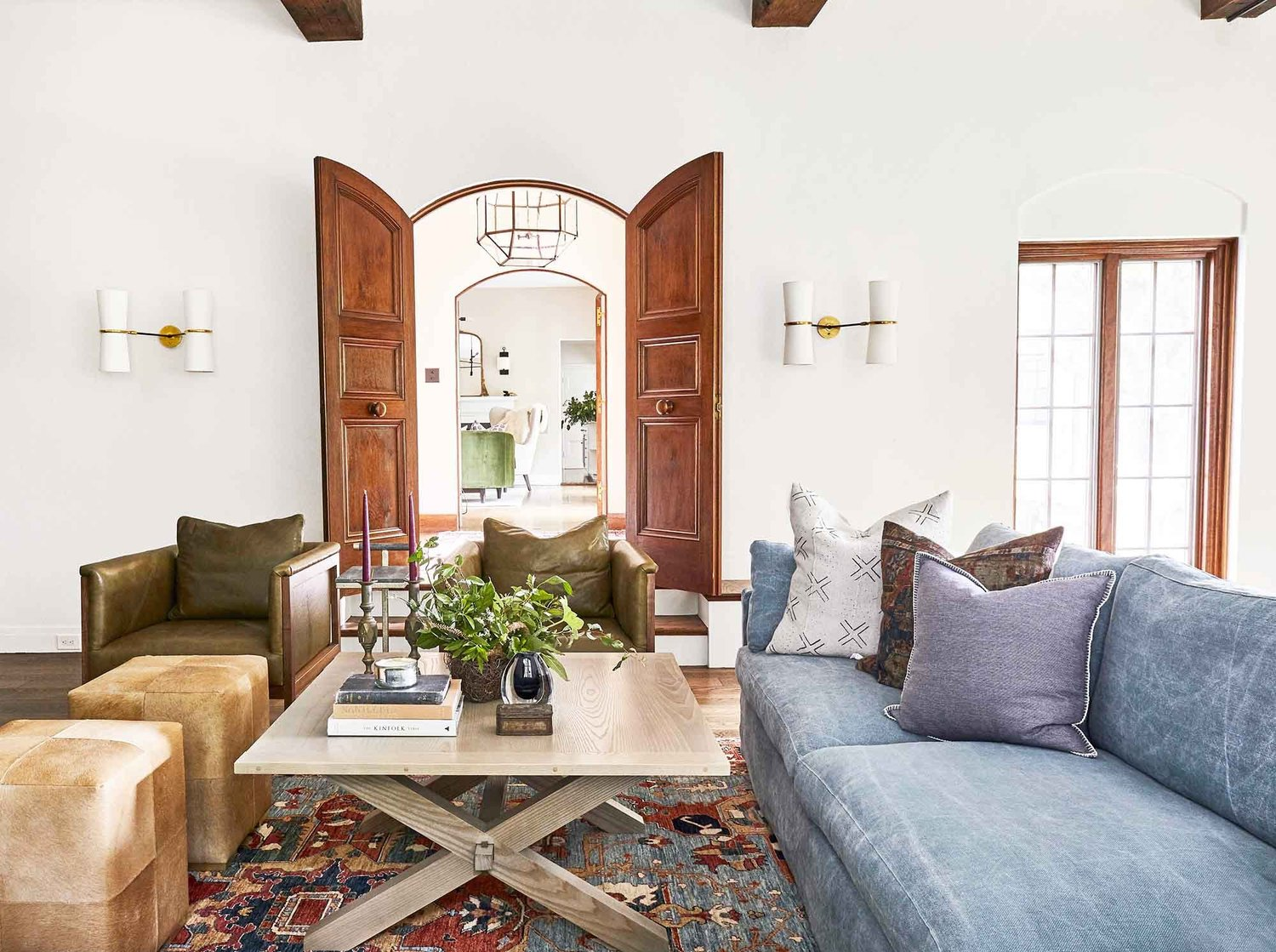 Bringing A Modern Touch To A French Style Westwood Chateau Mackenzie Company