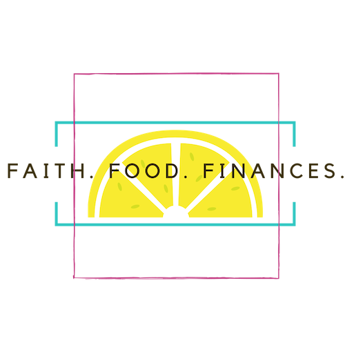 Faith. Food. Finances.