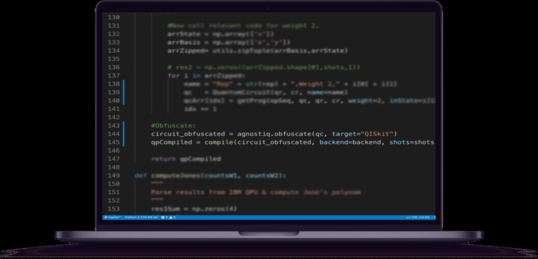 Demo on code editor
