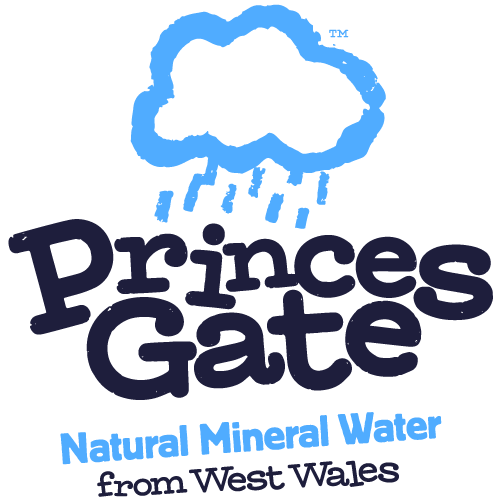 Princes Gate – Natural Mineral Water from West Wales