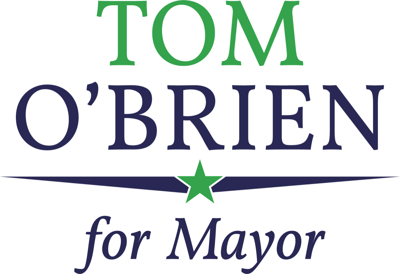Tom O'Brien for Mayor