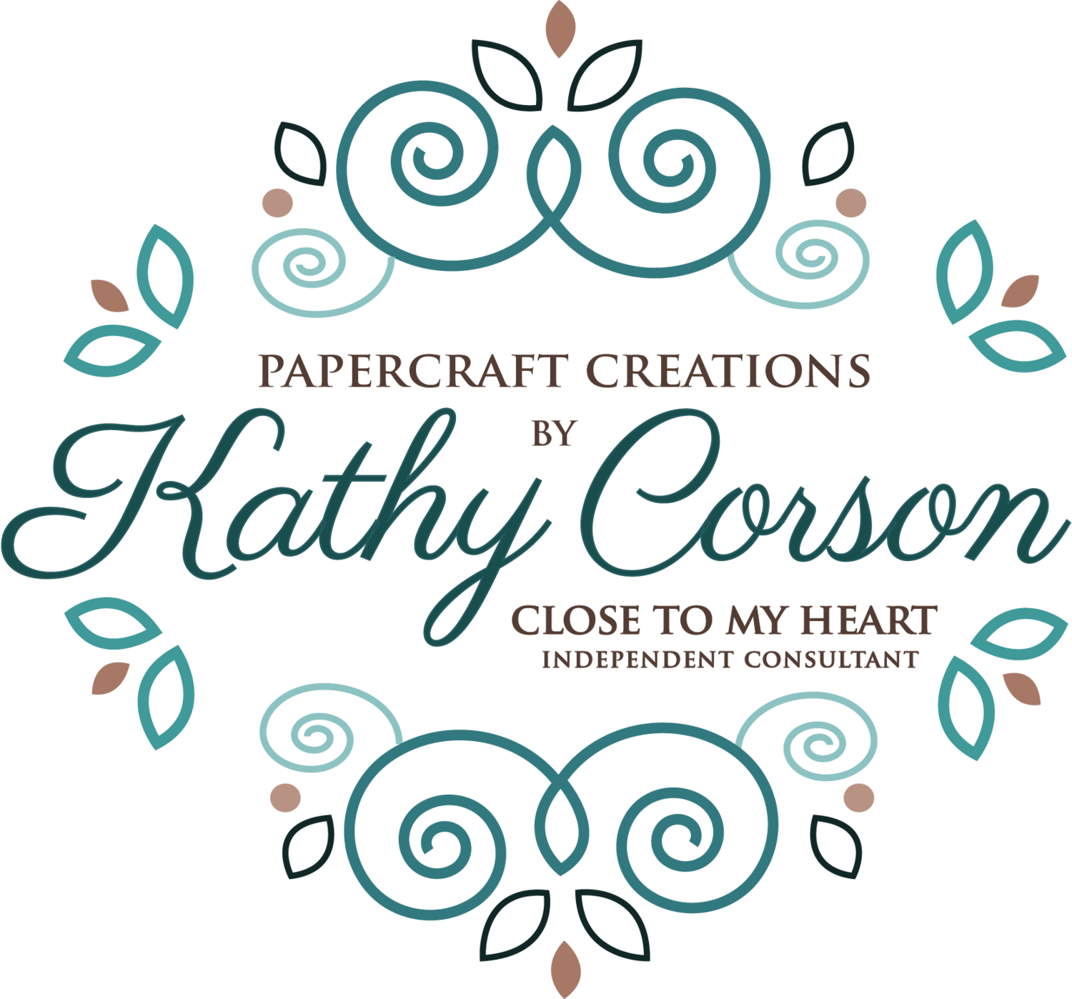 Papercraft Creations by Kathy Corson