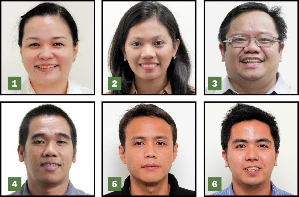 Welcome the new team members of the Central House Administration