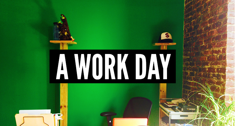 A Work Day