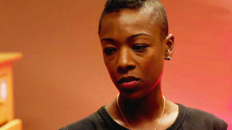Poussey Washington, Orange is the New Black - episode 6, You Also Have Pizza
