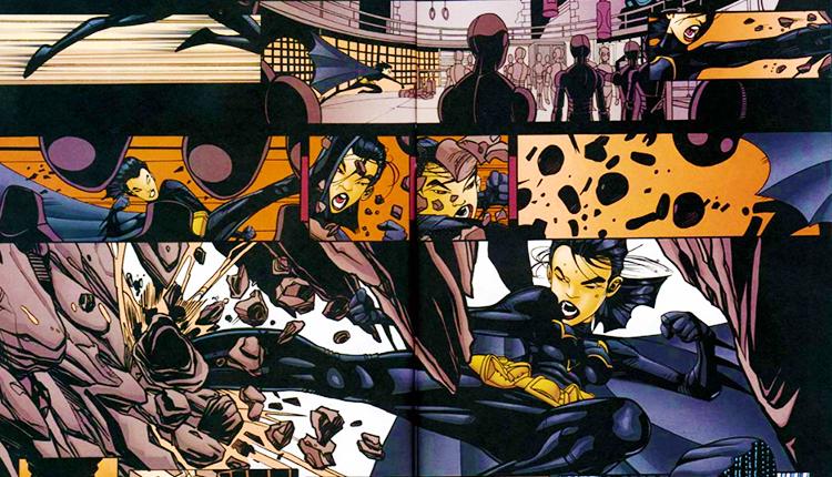 Cassandra Cain, Batgirl Comics