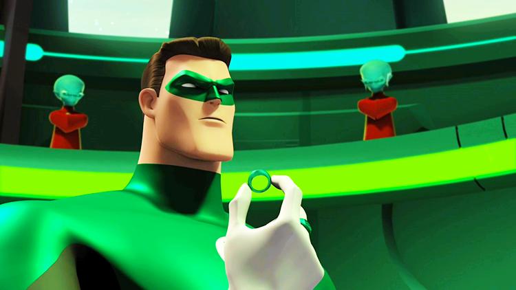 Green Lantern: The Animated Series - Hal Jordan