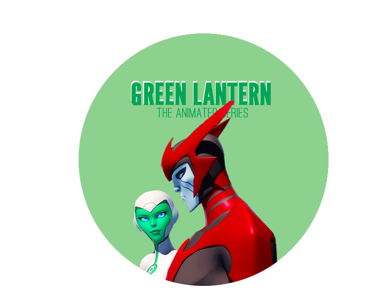 Green Lantern: The Animated Series, Rec Me Friday