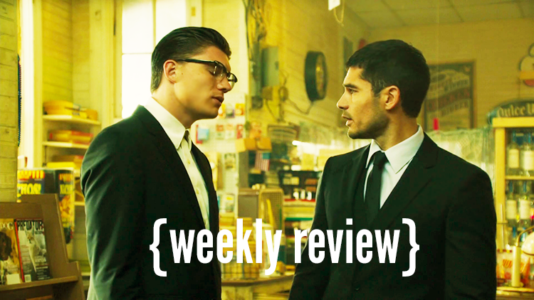 Weekly Review, From Dusk Till Dawn with the Gecko brothers