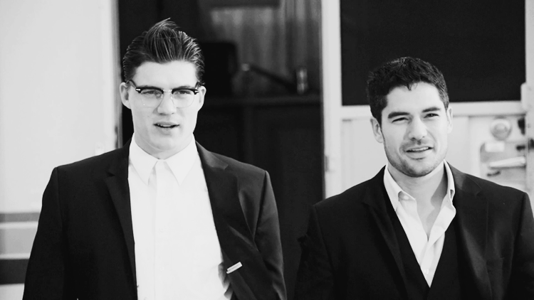 From Dusk Till Dawn, The Gecko Brothers