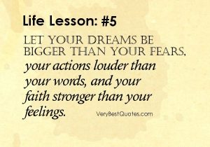 Life Lesson Passion