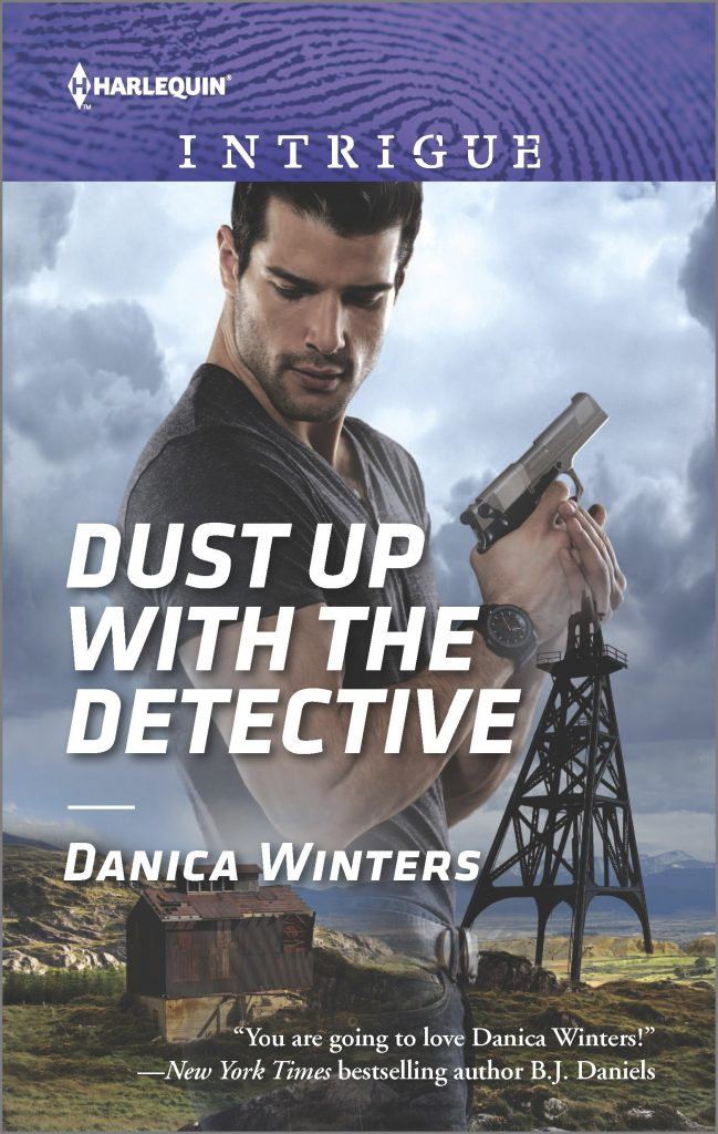 Cover Reveal: Dust Up with the Detective