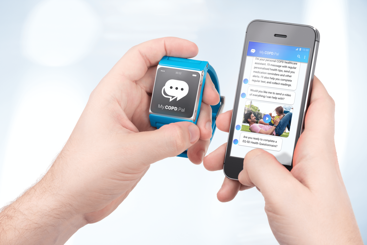 Wearable MedTech revolutionising health and wellness - our