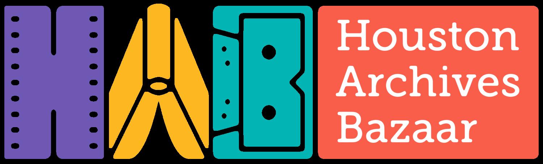 HAB Houston Archives Bazaar