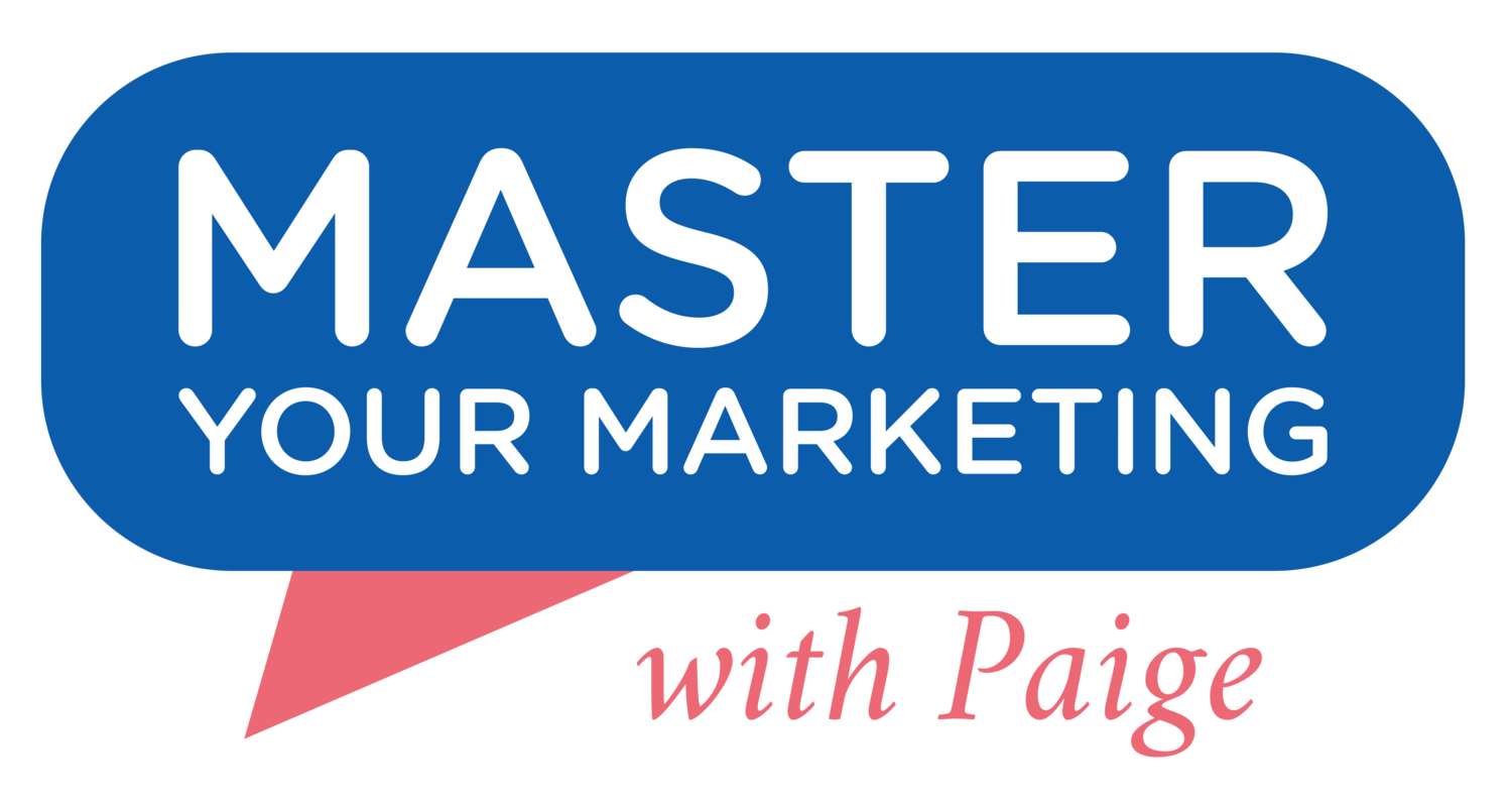 Master Your Marketing with Paige