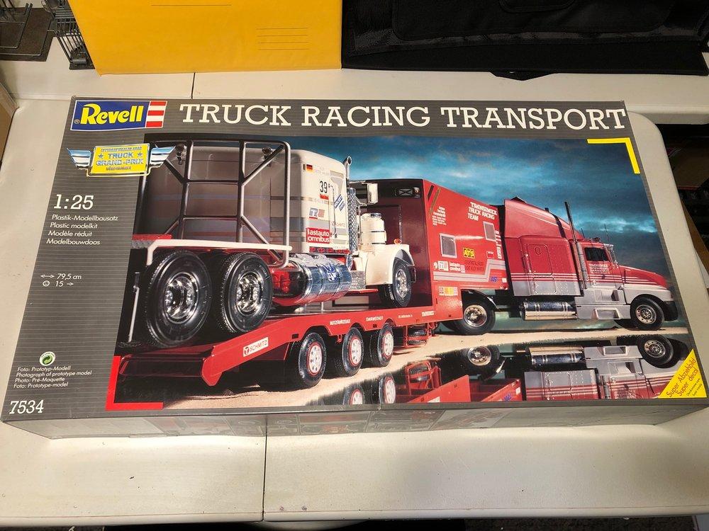 Model Kits — Trucks and Trinkets