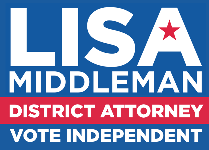 Lisa Middleman for District Attorney