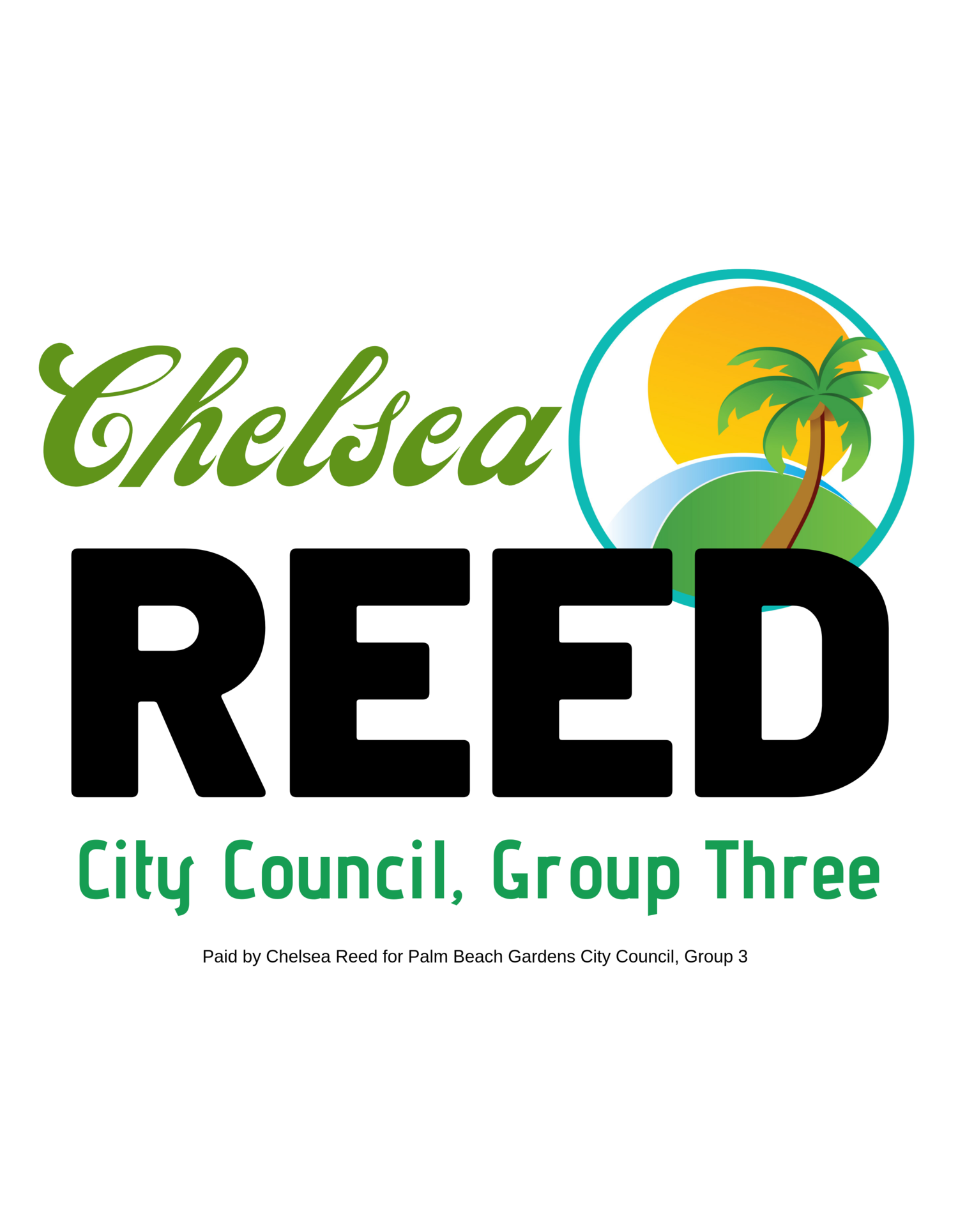Chelsea reed for city council