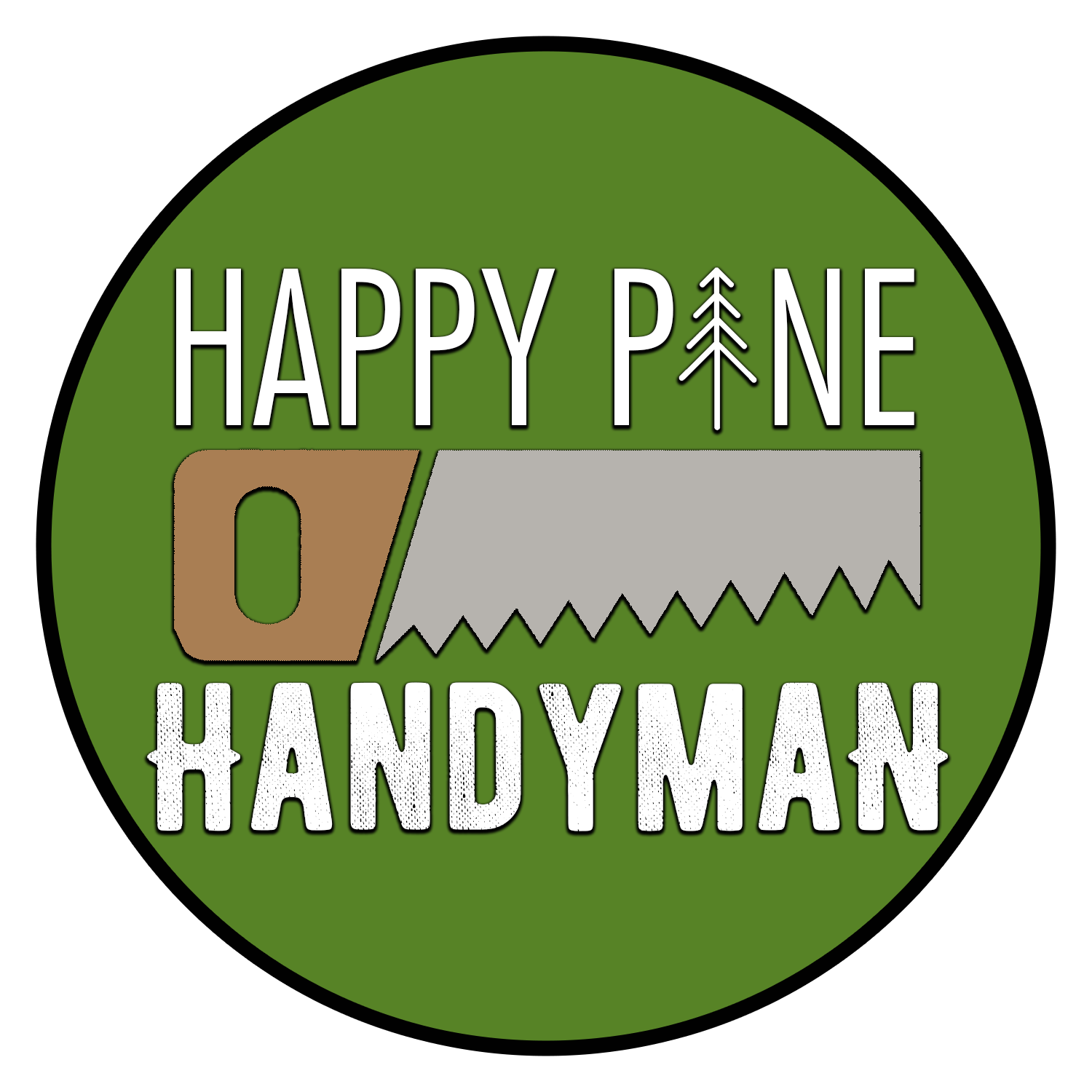 Happy Pine Handyman