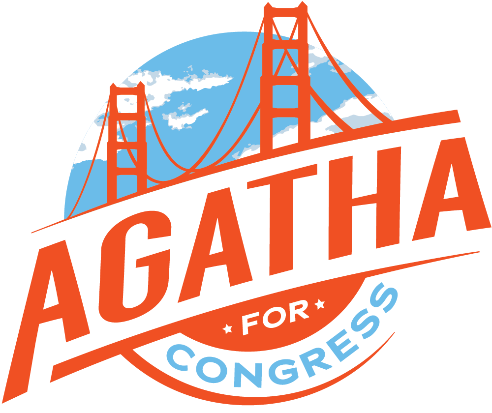 Agatha for Congress