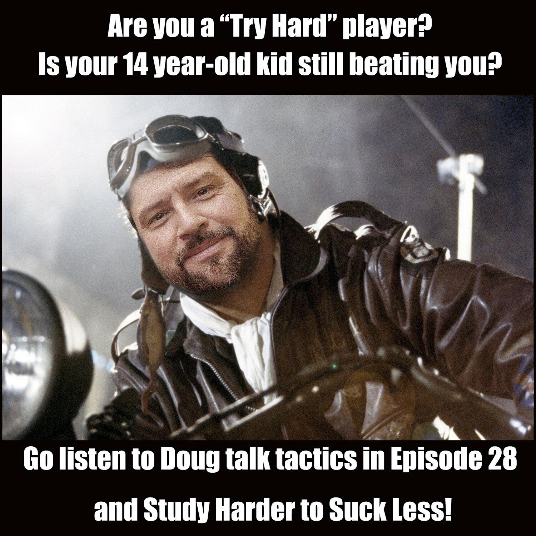 Episode 28 - Tactics 101