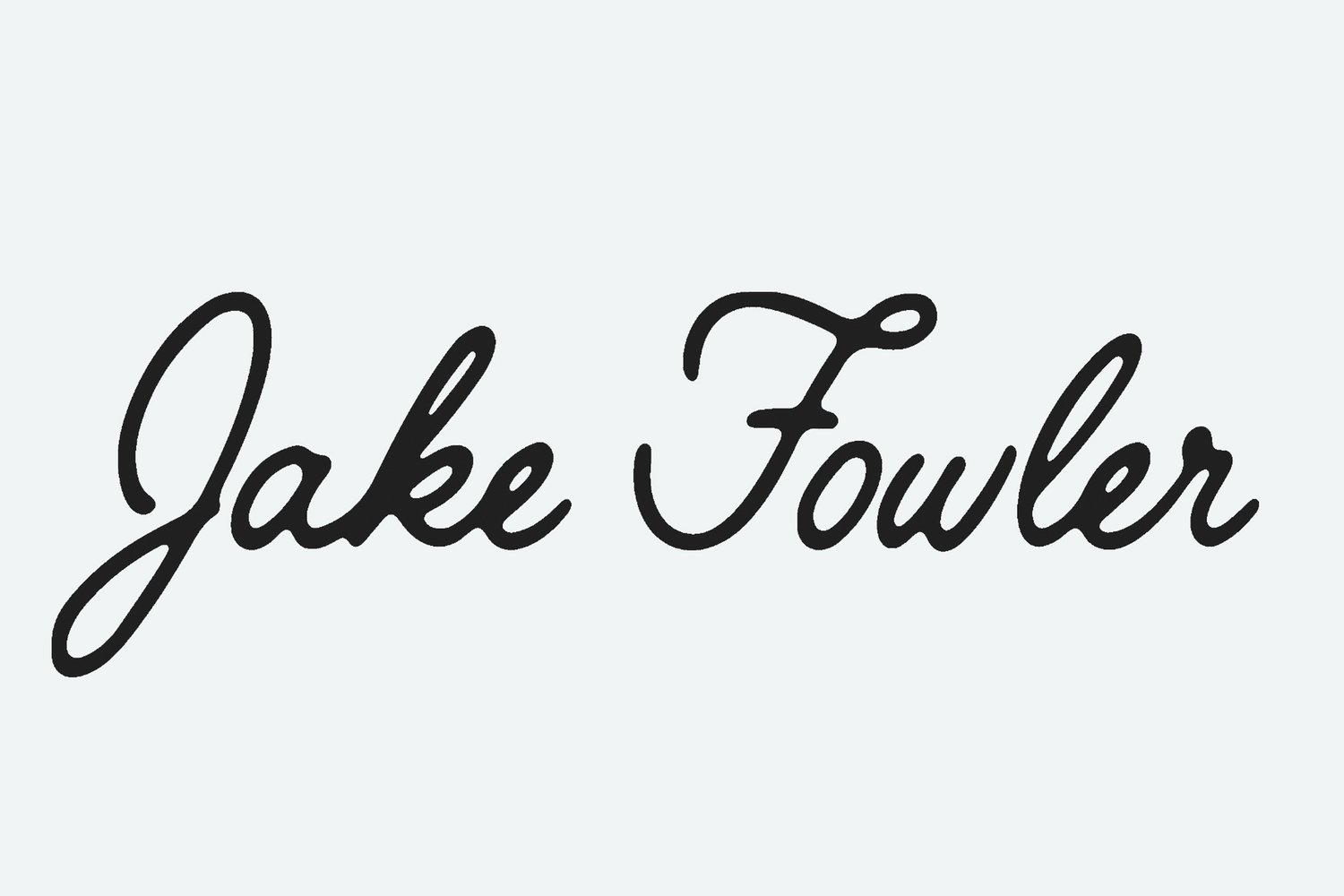 Jake Fowler Design
