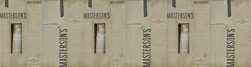 Masterson's 10-Year-Old Straight Canadian Rye Whiskey