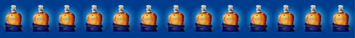 New June 2012 - Crown Royal XR from LaSalle distillery near Montreal