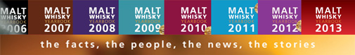 Malt Whisky Yearbook 2006 to 2013 and beyond . . .