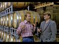 John K. Hall and ralfy Mitchell discuss Canadian oak barrels