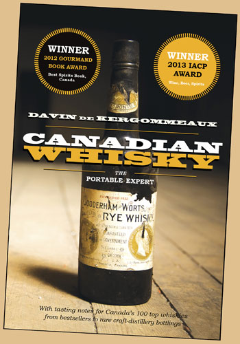 Canadian Whisky: The Portable Expert - paperback edition May 13, 2014