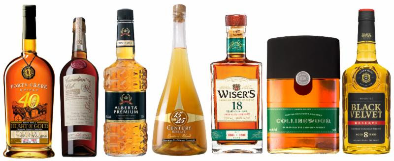 single-distillery Canadian whisky